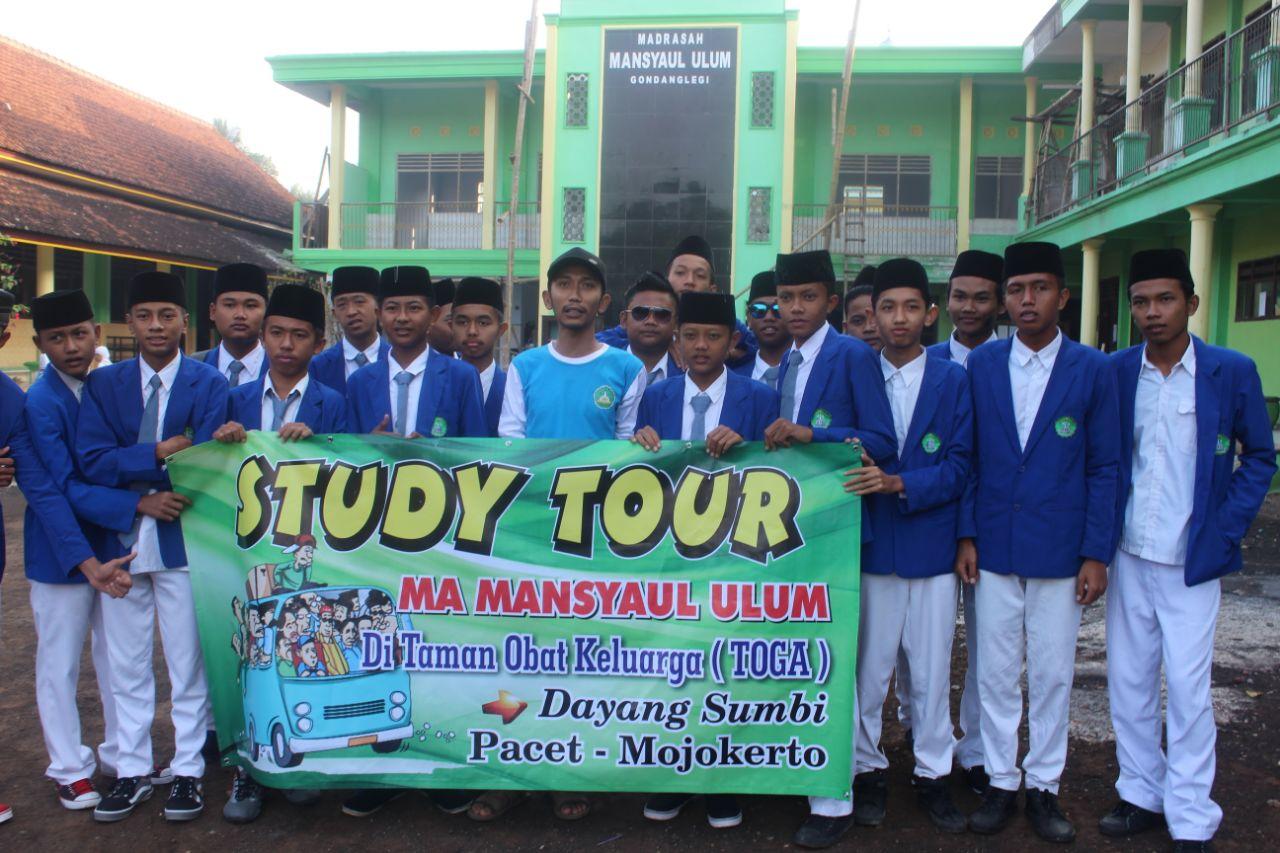 Study Tour MA Mansyaul Ulum