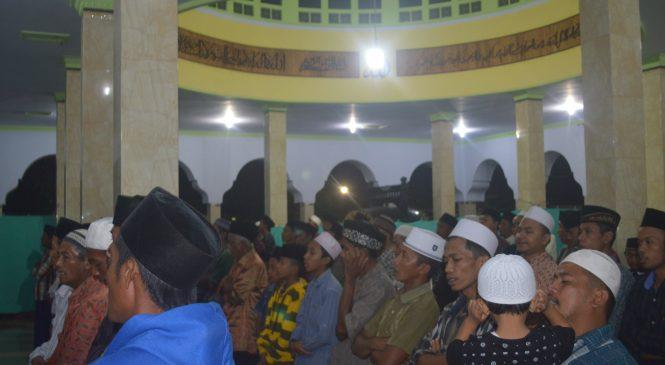 Maulid Nabi Muhammad di Masjid Zainal Alim