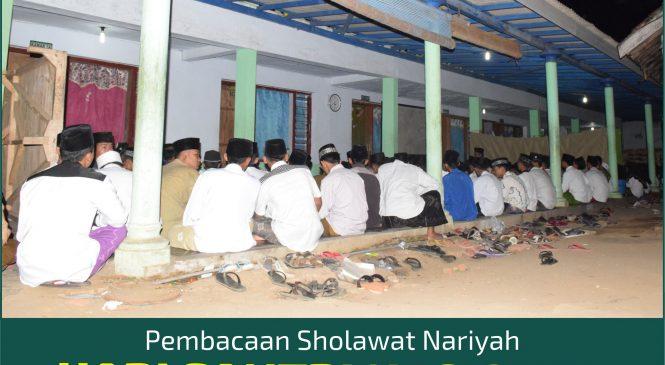 Pembacaan Shalawat Nariayah dan Doa Keselamatan Bangsa